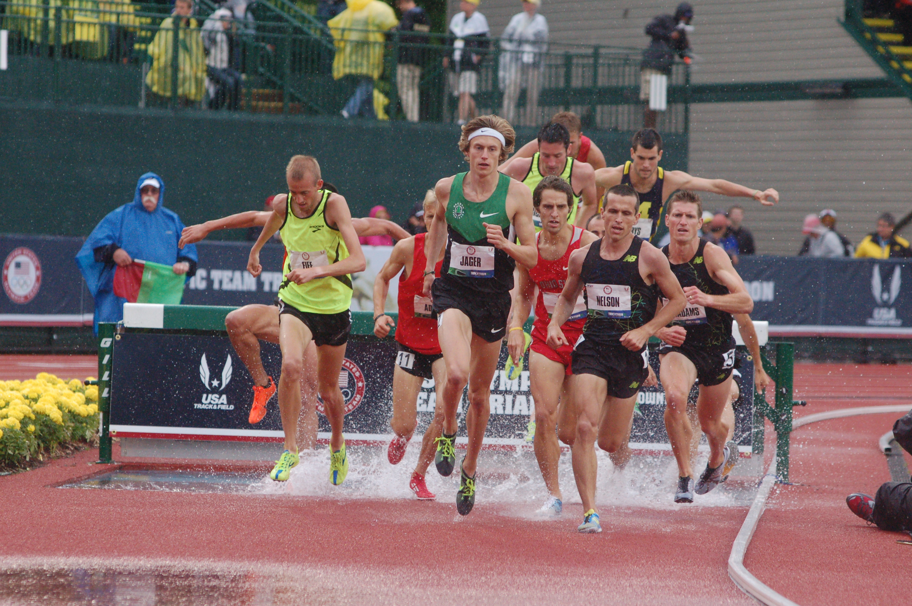 Image gallery olympic steeplechase for Steeplechase